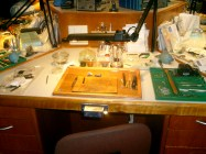 Watch Repairers Desk